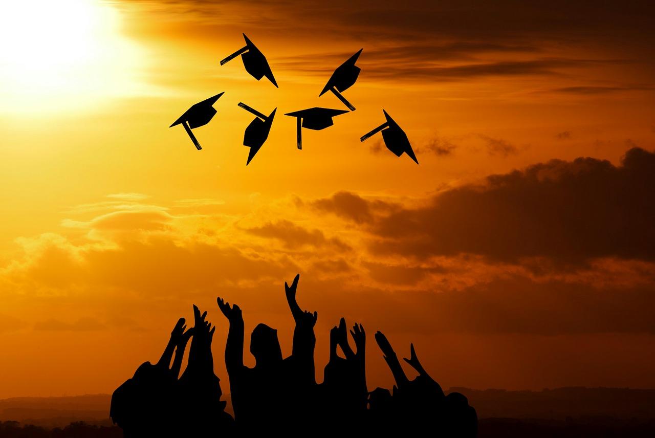 graduation, academic, accomplish